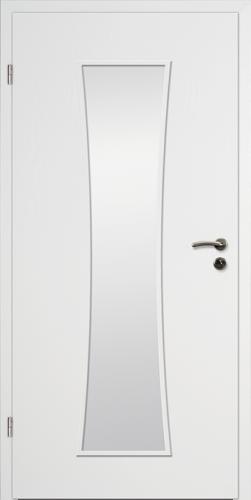Element Weißlack CPL LA 43 breit