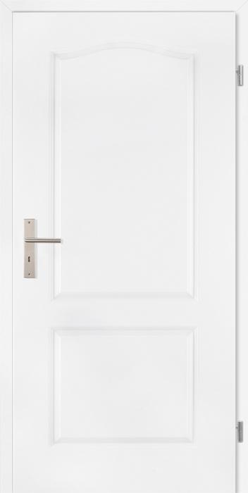 Stiltürelement Weißlack Blatt 14A